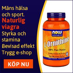 Naturlig Viagra - säker webshop